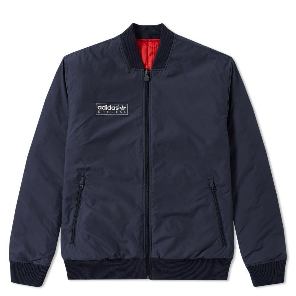 Adidas SPZL Abenstein Jacket Blue