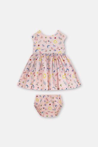 Baby Charlotte V-Back Dress