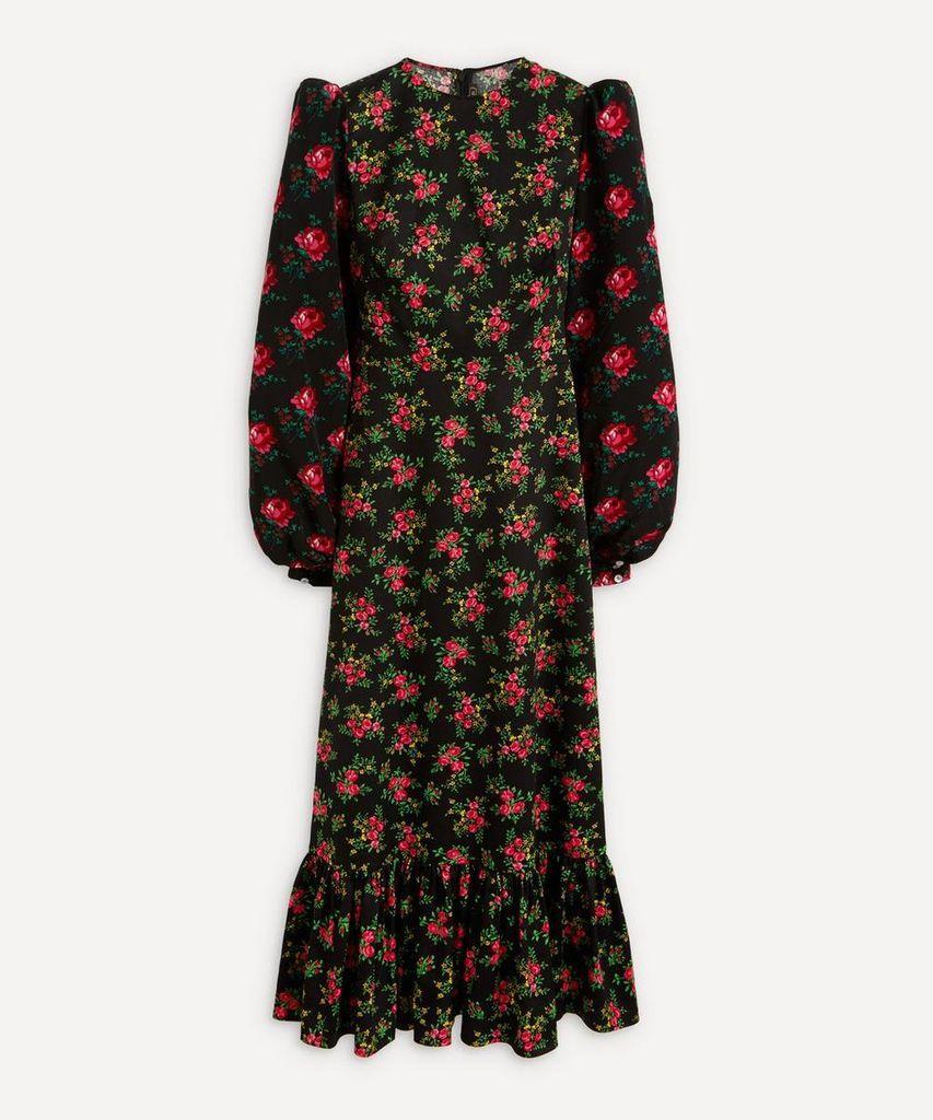The Villanelle Tea-Dress