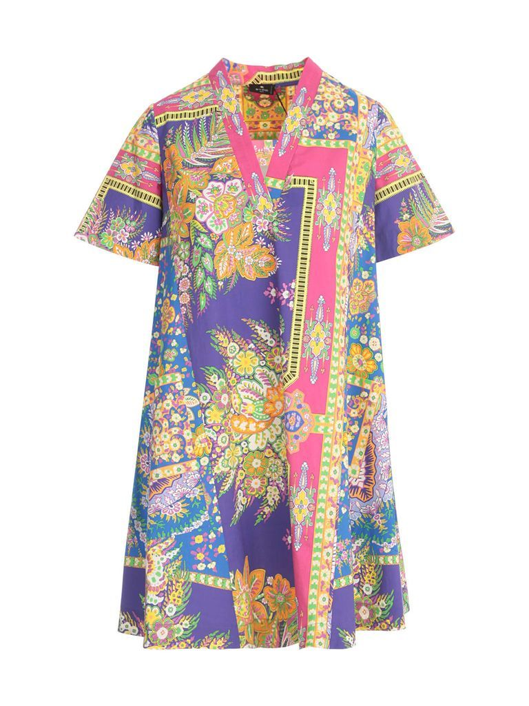 Capri V Neck Dress