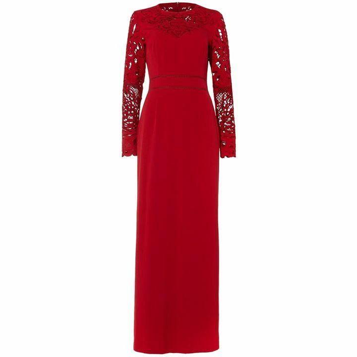 Minda Cutwork Dress