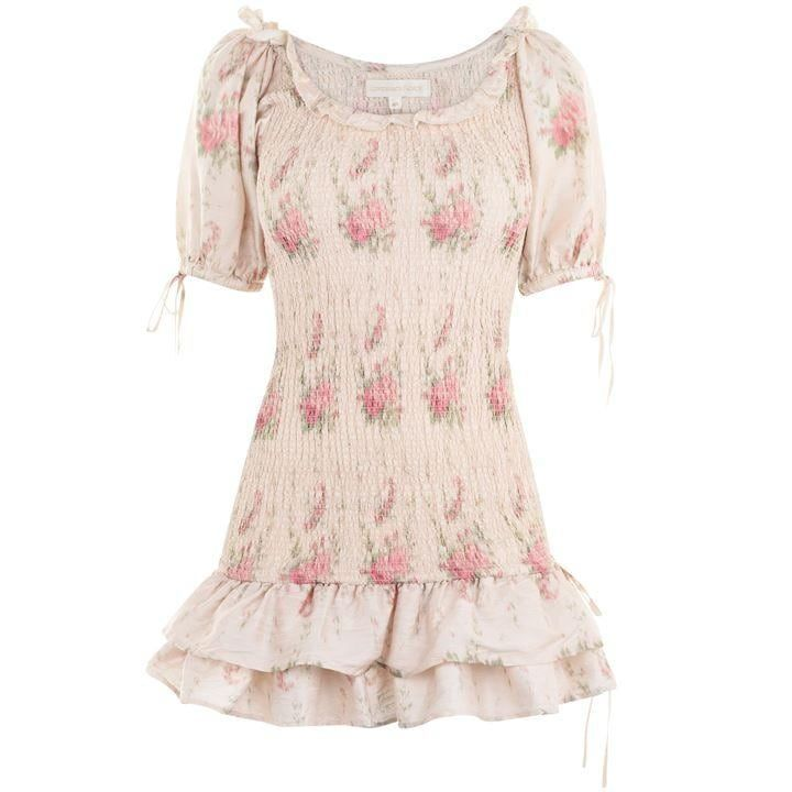 Loveshackfancy Voilet Dress - Dolce Dolce