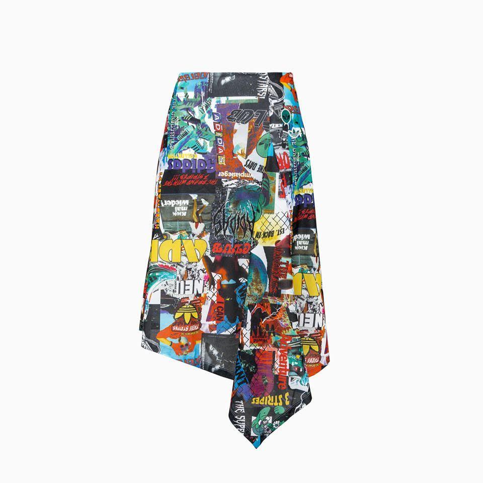 Adidas Original Aop Skirt Fu3766