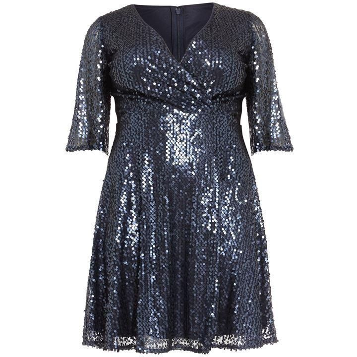 Maya Sequin Dress