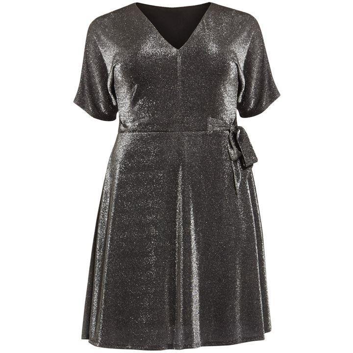 Ashley Shimmer Dress