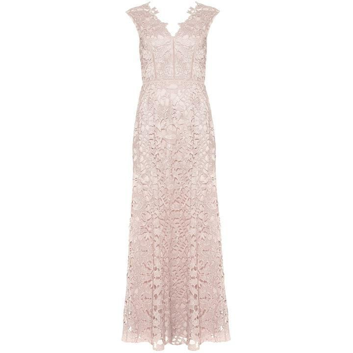 Zoey Guipure Lace Dress