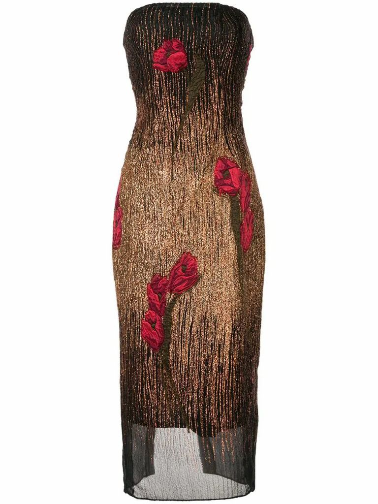 Carlo pencil dress