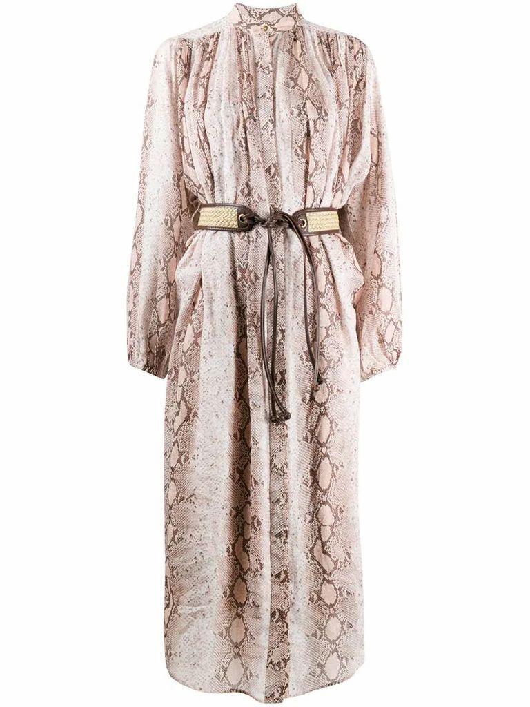 Bellitude batwing dress