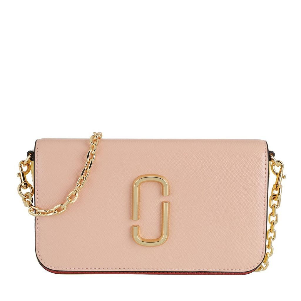 Cross Body Bags - Snapshot Crossbody Bag With Chain New Rose/Multi - rose - Cross Body Bags for ladies