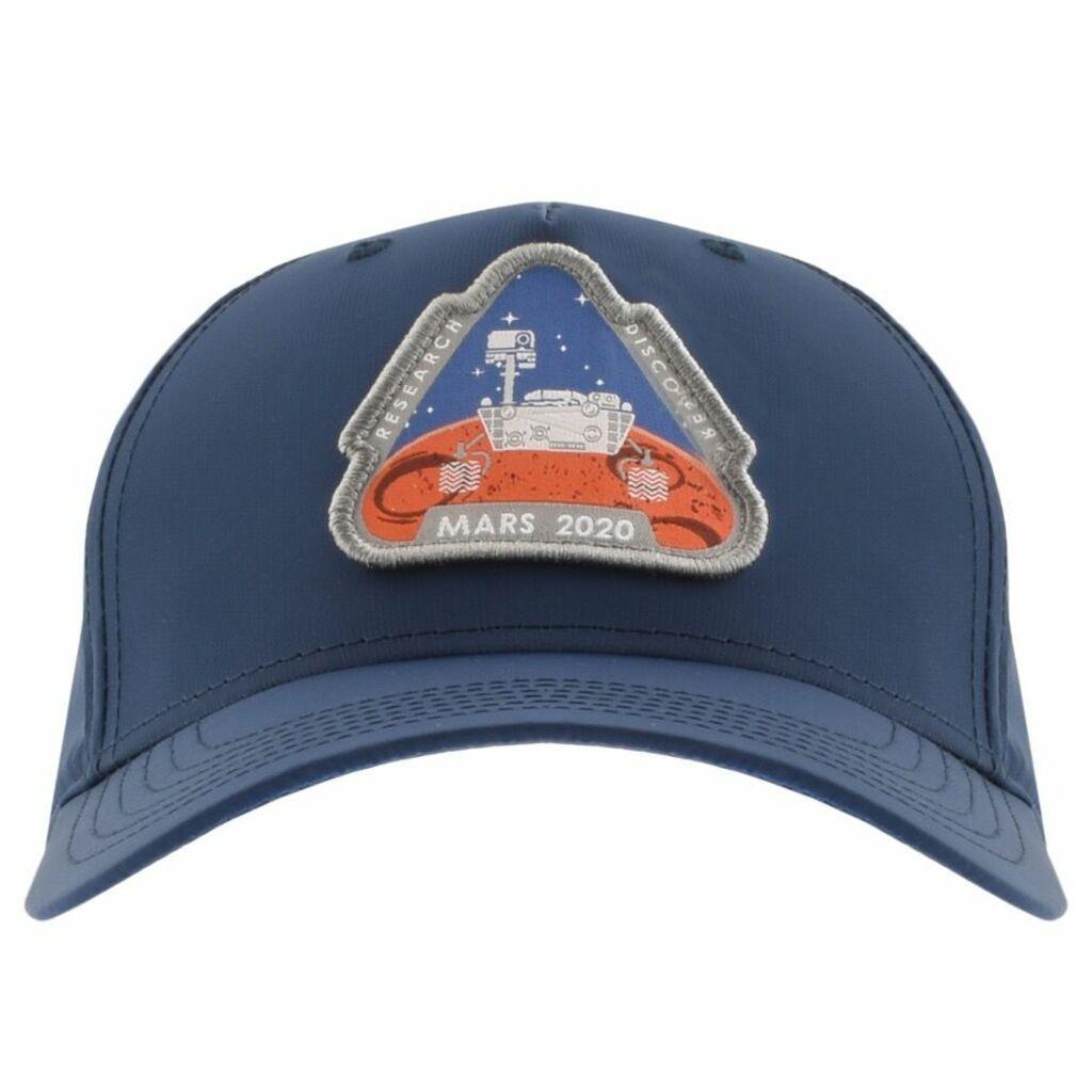 Alpha Industries NASA II Cap Blue
