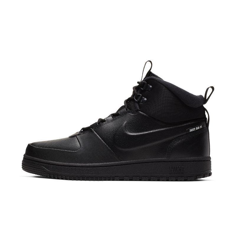 Path Winter Shoe - Black