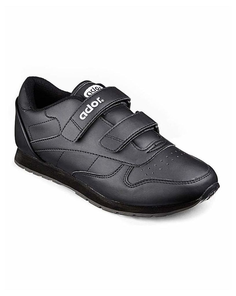 Ador Touch & Close Trainers Wide