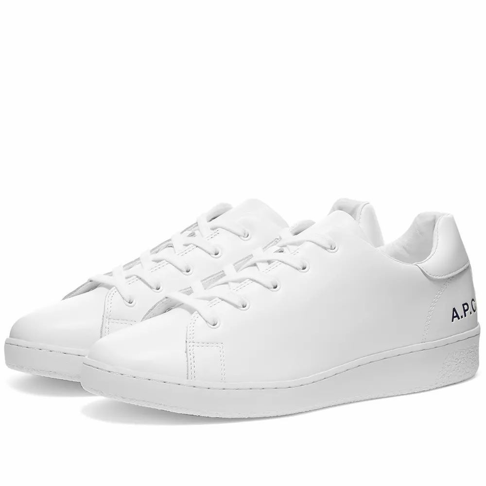 Leather Tennis Sneaker